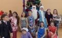 Детский новогодний утренник в Витебске