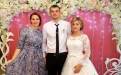 Тамада Ирина проводит свадьбу в Витебске