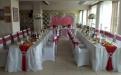 свадьба в столовой колледжа в Витебске