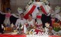 Свадьба в ресторане Мега, восточный танец