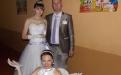 тамада на деревенской свадьбе
