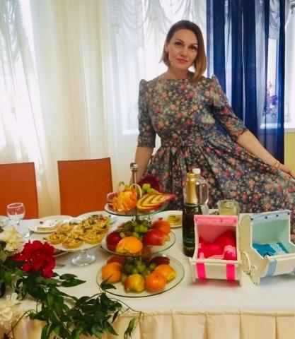Тамада Ирина - свадьба в Катюше