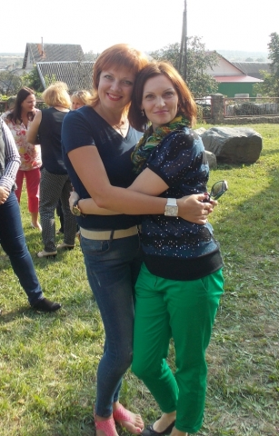 Ведущая Ирина в Витебске проводит юбилей