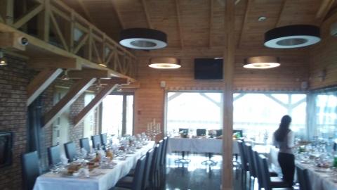 Тамада проводит свадьбы на озере в Долже