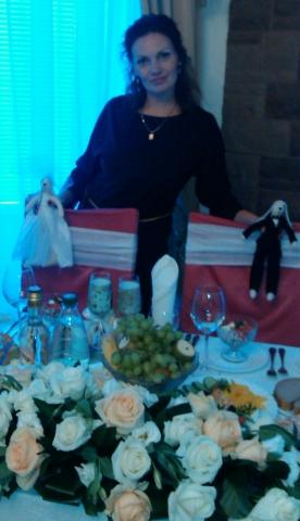 Ирина - Тамада на свадьбе