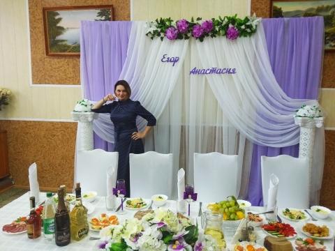 Проведение свадьбы в Шумилино