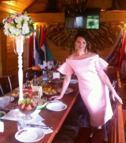 Тамада на празднике в Малинках