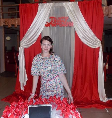 ведущая свадеб в Витебске