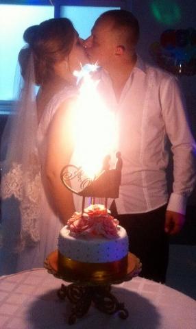 Ведущая на свадьбы в Октябрьском