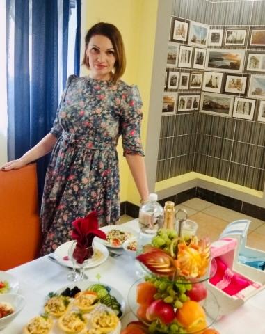 Тамада Ирина - свадьба в Катюше в Витебске