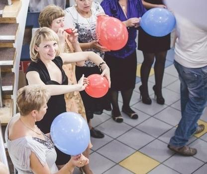 Проведение свадеб с конкурсами