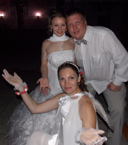 тамада на свадьбе с выездной регистрацией в Витебске