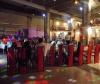 танцы и шоу на свадьбе в ресторане Мега