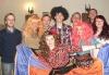 Поздравление цыган на юбилее в Витебске