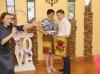 Тамада вызвала тещу и зятя на свадьбе