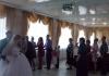 Конкурс поезд дружбы на свадьбе в Витебске
