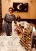 Фото тамады Ирины в ресторане Виктория